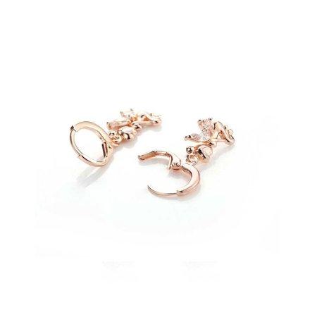 Novadab Tinkerbell Inspired Angel Wing Women Earrings](Angel Wing Earrings)