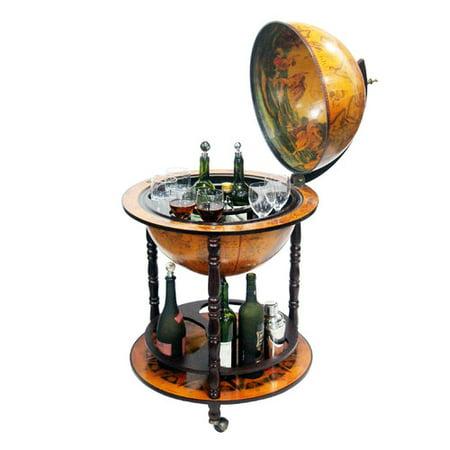 Merske LLC Italian Mini Bar (Mini Globes)