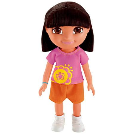 Fisher-Price Everyday Adventures Explorer Dora, Go on everyday adventures with Dora The Explorer doll By Dora the Explorer Ship from (Dora Explorer Friendship Adventure Life Size Doll)