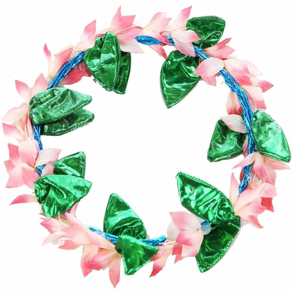 Kids Flower Lily Halo Headband