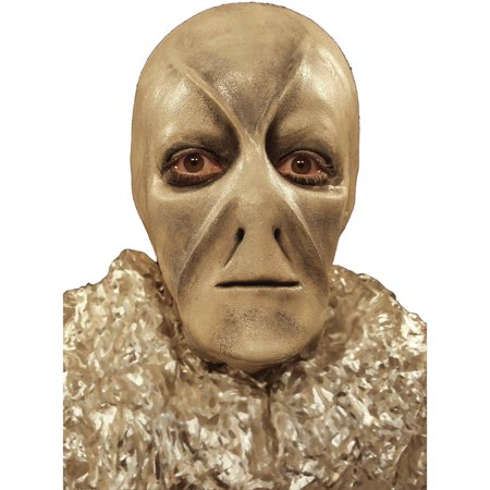 Foam Latex Prosthetic Face (No Makeup) Adult Halloween - Latex Paint Halloween
