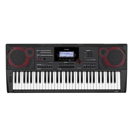 Casio CTX5000 61-Key Touch Sensitive Portable Keyboard with Power