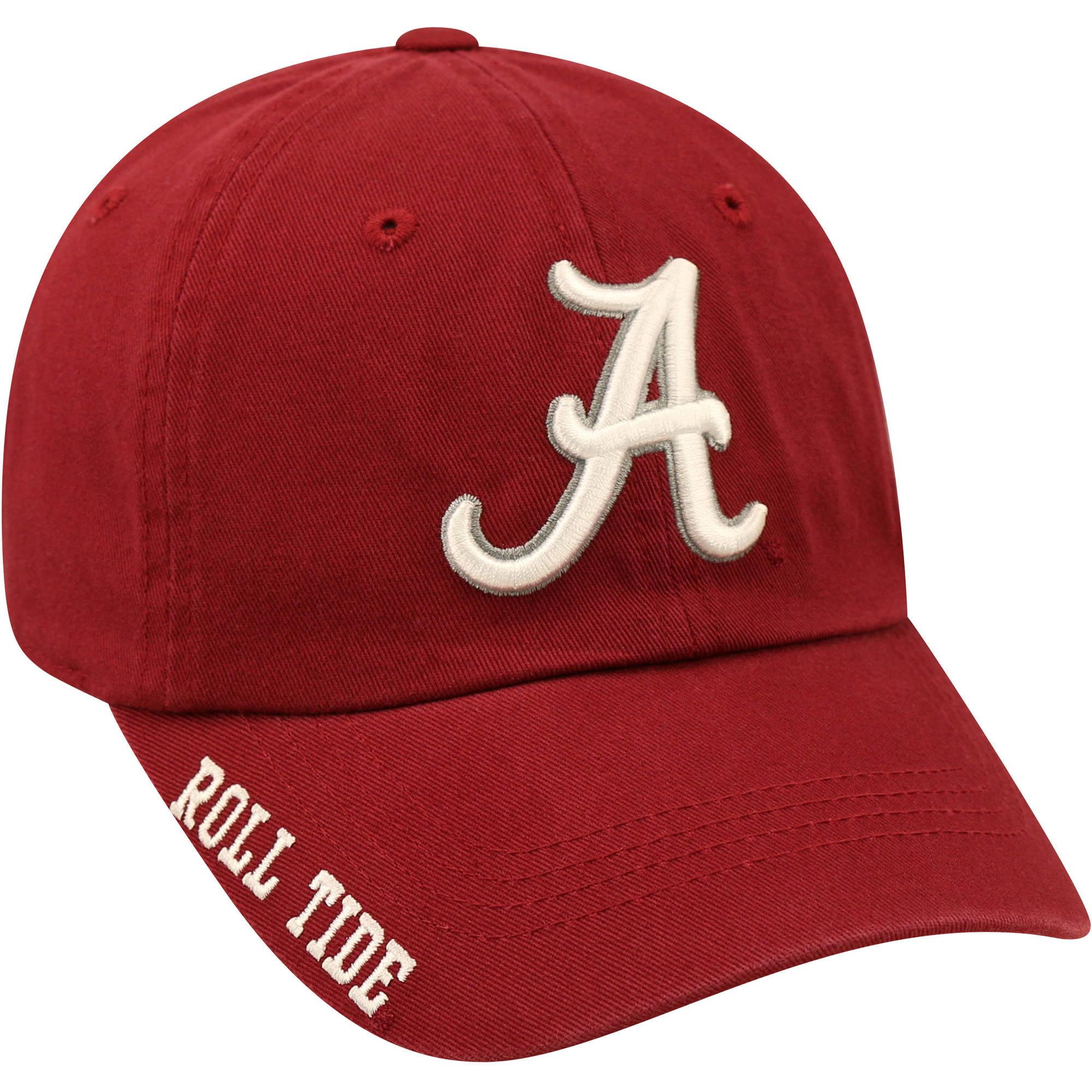 NCAA Men s Alabama Crimson Tide Home Cap - Walmart.com 2b25f2faf55d