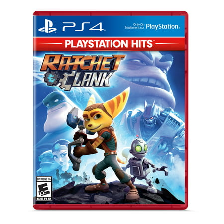Ratchet & Clank - PlayStation Hits, Sony, PlayStation 4, (Chronological Order Of Ratchet And Clank Games)