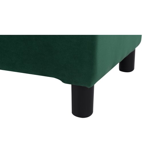 Marvelous Jennifer Taylor Home Renee Tufted Storage Bench Evergreen Gamerscity Chair Design For Home Gamerscityorg