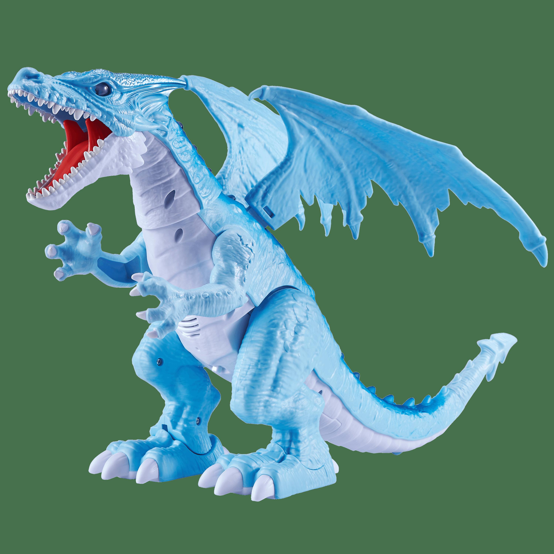 Robo Alive Roaring Ice Dragon Battery-Powered Robotic Toy by Zuru