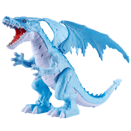 Robo Alive Roaring Ice Dragon Battery-Powered Robotic Toy by Zuru