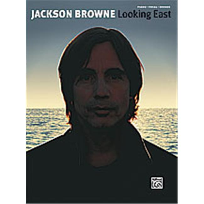 Alfred 00-30220 Jackson Browne- Looking East - Music Book
