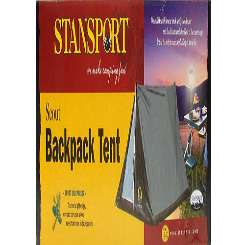 Stansports 1 Person A Frame Scout Tent