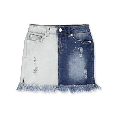 (7 For All Mankind Girls' Denim Skirt)