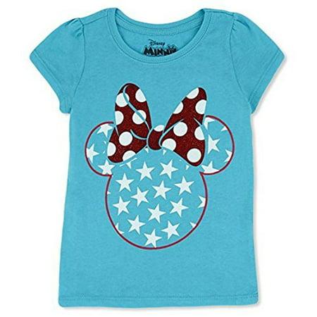 Minnie Mouse Girls T-Shirt - Cute Disney Shirts for Girls ...