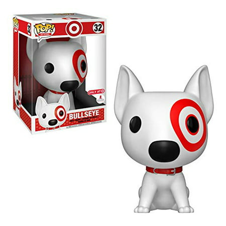 POP! Icons: Target 10? Bullseye (Target Exclusive) POP! Icons: Target 10? Bullseye (Target Exclusive)
