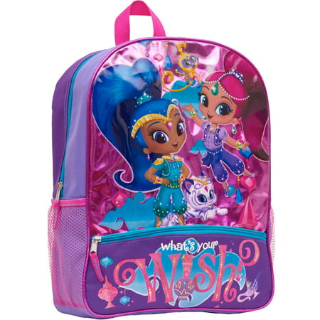 d9d9d16bce Shimmer and Shine - What s Your Wish Backpack - Walmart.com