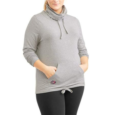 Ben Pullover (Be Empowered Naturally Women's Plus High Neck)