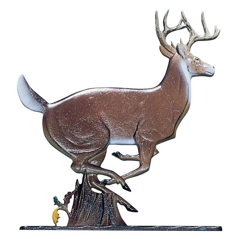 Whitehall Mailbox Ornament - Buck