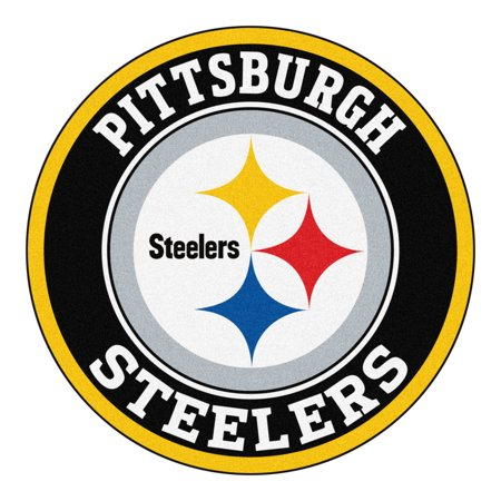 NFL - Pittsburgh Steelers Roundel Mat 27