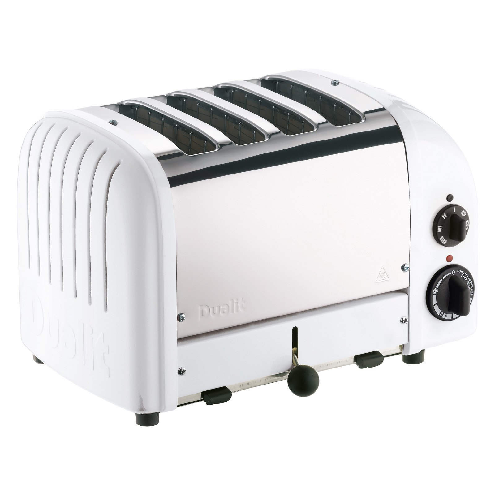 Dualit 47153 4 Slice NewGen Toaster - White