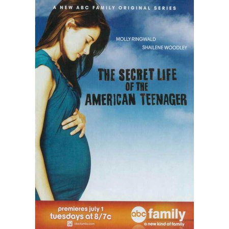 Secret Life of the American Teenager, The (TV) - movie POSTER (Style A) (11