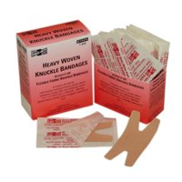 Pac-Kit by First Aid Only 1-850 Woven Knuckle Bandage (Box of 50)