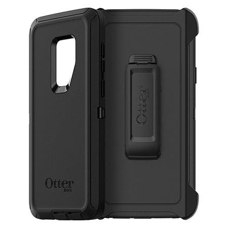 brand new 440b4 8e107 OtterBox Defender Series Case for Galaxy S9 Plus, Black
