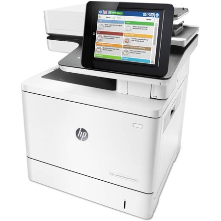 HP Color LaserJet Enterprise M577f Multifunction Printer Copier Scanner Fax Machine by