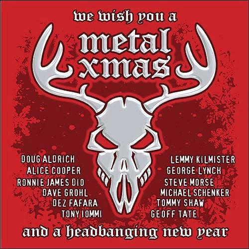 We Wish You A Metal Xmas & A Headbanging New Year (2CD)