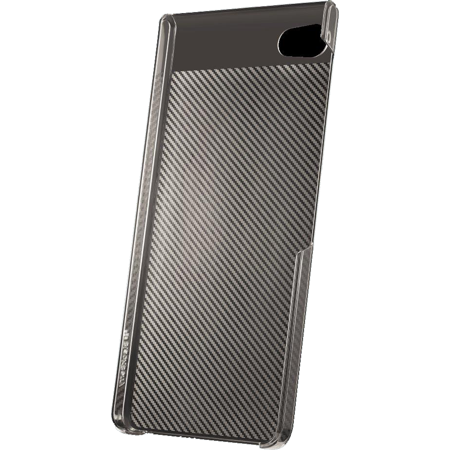 separation shoes 95f18 c14e1 Hard Shell Case Black for Blackberry Motion