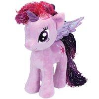 TY Beanie Buddy - My Little Pony - TWILIGHT SPARKLE (11 inch)
