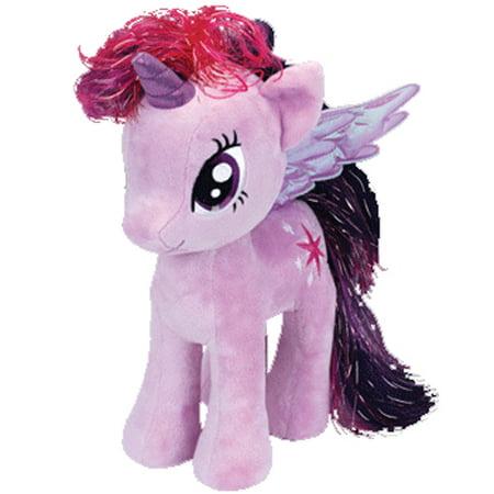 TY Beanie Buddy - My Little Pony - TWILIGHT SPARKLE (11 inch) - Twilight Sparkle Plush