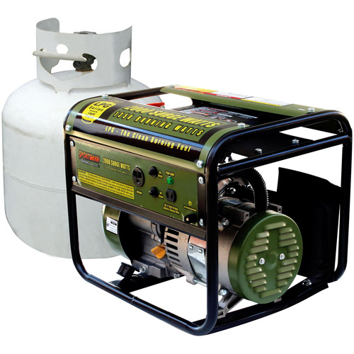 Sportsmans Series 2000-Watt LP Portable Generator