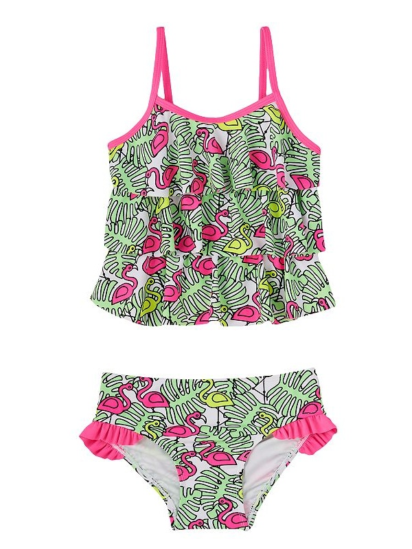 So Girls Bikini Swimsuit Set