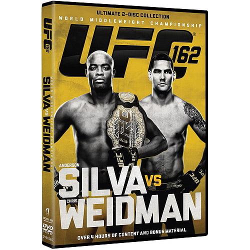 UFC 162: Anderson Silva Vs. Chris Weidman (Widescreen) by