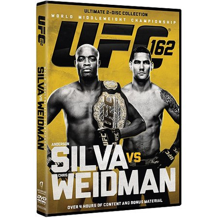 UFC 162: Anderson Silva Vs. Chris Weidman