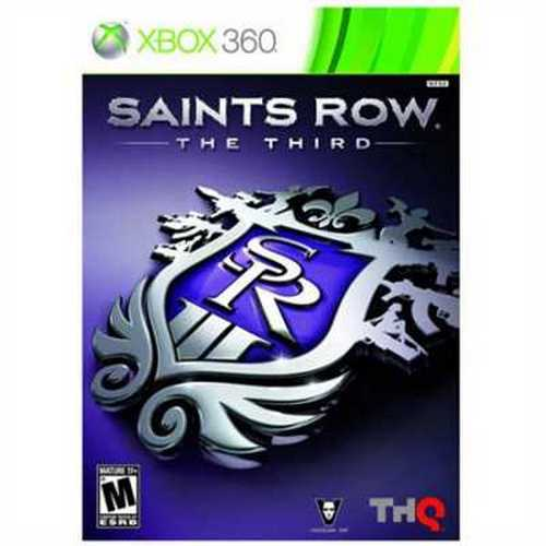 Saints Row The Third (Xbox 360) - Pre-Owned