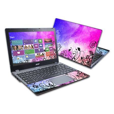 Mightyskins Protective Skin Decal Cover for Acer C720 Chromebook 11.6