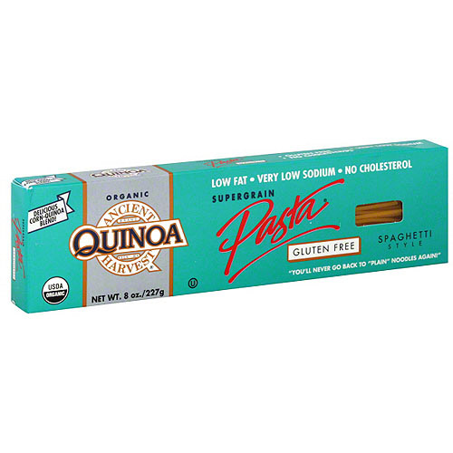 Ancient Harvest Quinoa Gluten Free Spaghetti, 8 oz (Pack of 12)