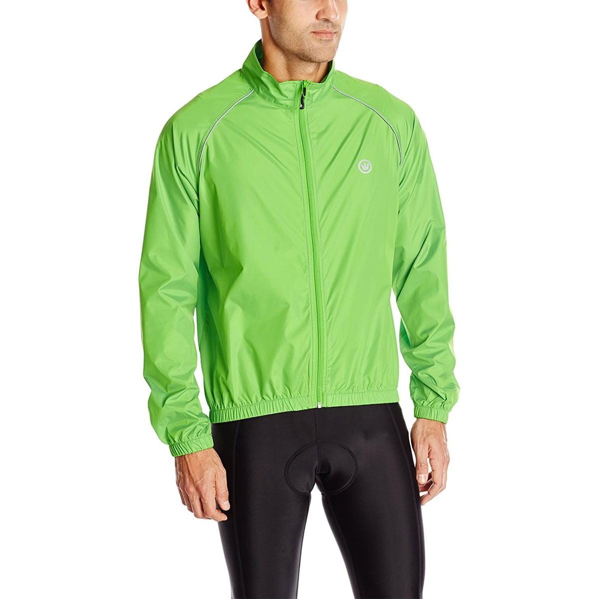 Canari Cyclewear Men's Microlight Shell Cycling Jacket - 1711