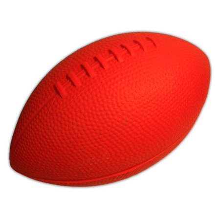 - Tuffcoat Foam Ball, Football 9.75-inch Diameter