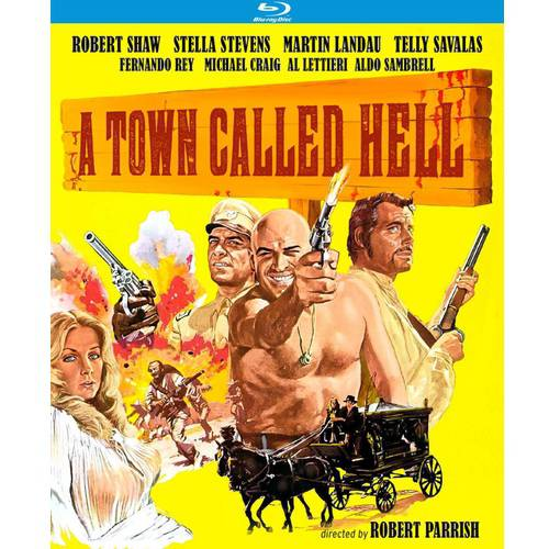 A Town Called Hell aka A Town Called Bastard (Blu-ray) (Widescreen)