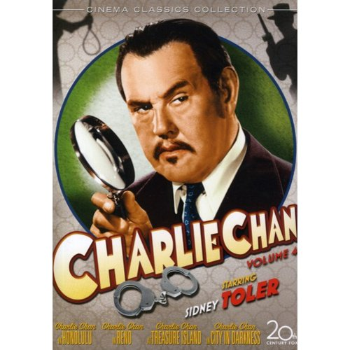 Charlie Chan Collection, Volume 4: Charlie Chan In Honolulu / Charlie Chan In Reno / Charlie Chan At Treasure Island / Charlie Chan In City In Darkness (Full Frame)