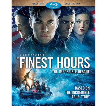 The Finest Hours  Blu Ray   Digital Hd