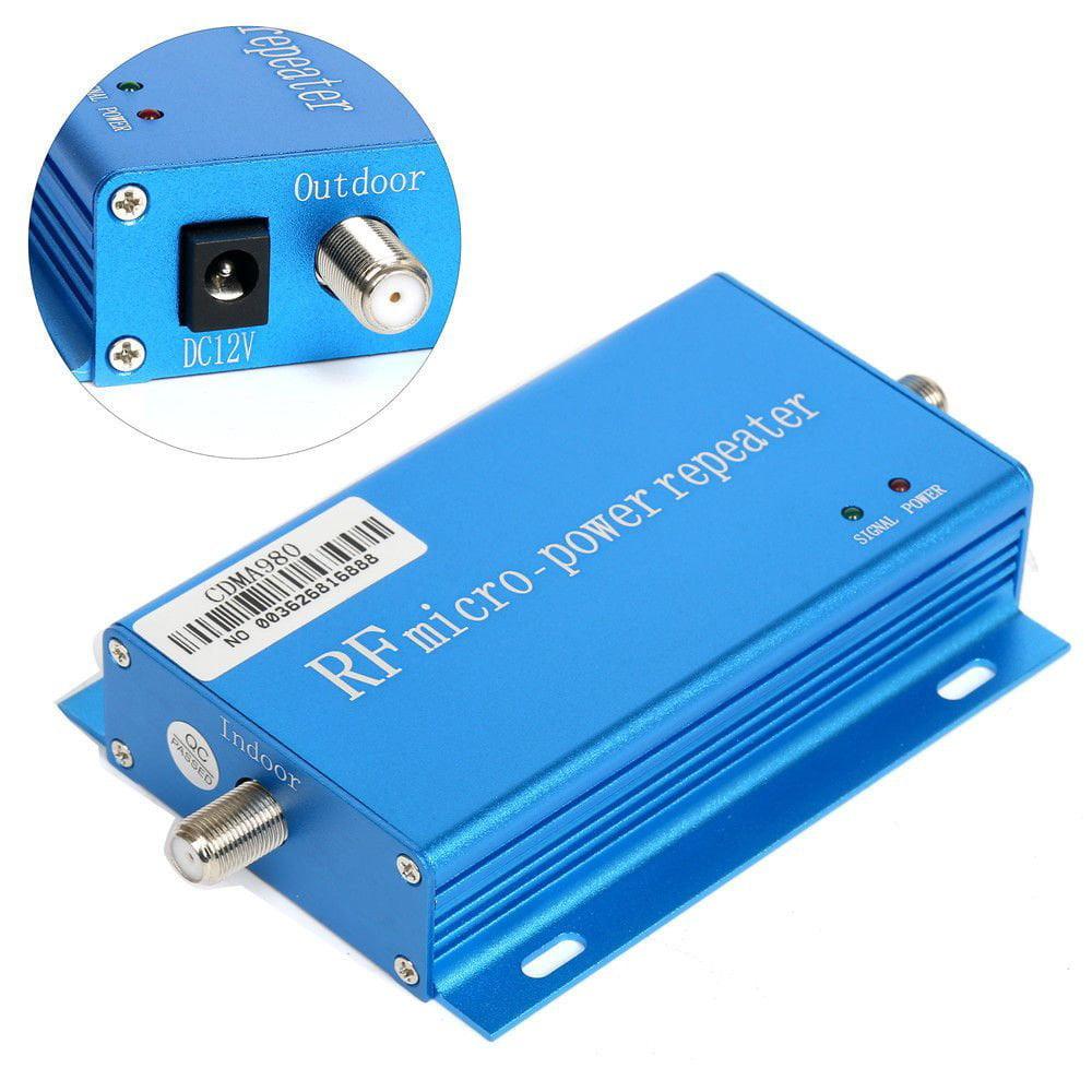 be575df6c05218 YaeCCC CDMA 850MHz Cell Phone Signal 3G Repeater Booster Amplifier Extender  + Yagi Antenna Kit - Walmart.com