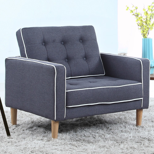 Click here to buy Madison Home USA Living Room Armchair by Overstock.