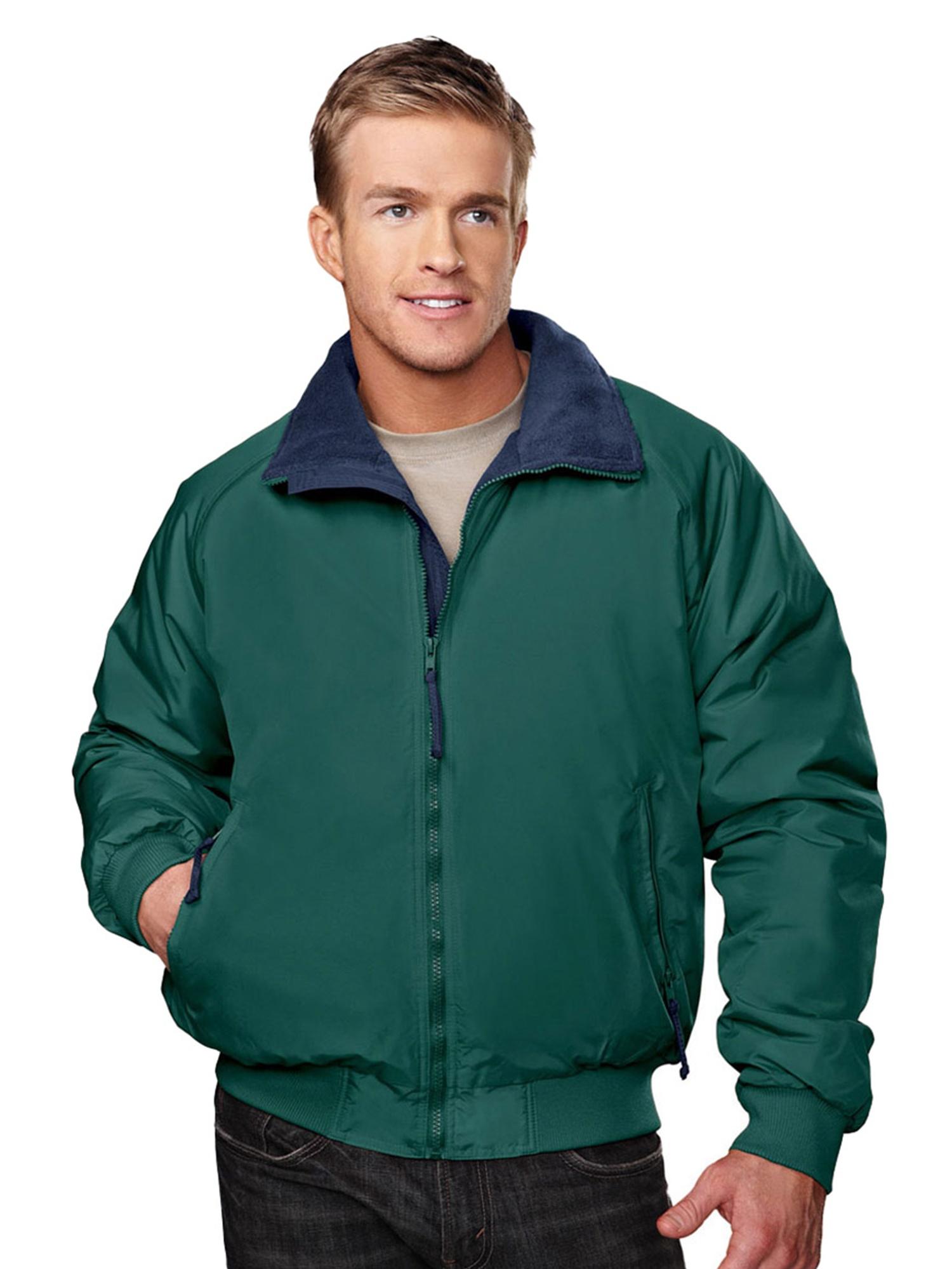 Tri-Mountain Men's Big And Tall Three Season Jacket