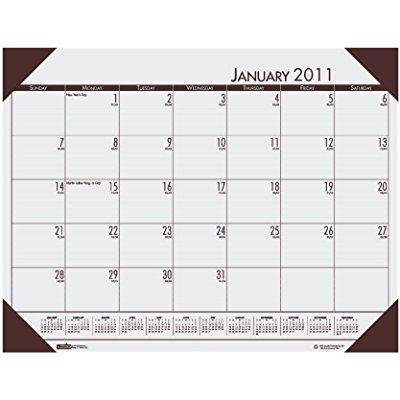 Click here to buy house of doolittle 12442 ecotones mountain gray monthly desk pad calendar, 22 x 17, 2016 by HOUSE OF DOOLITTLE.
