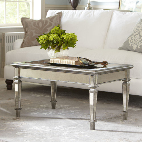 Butler Cocktail Table - Mirror