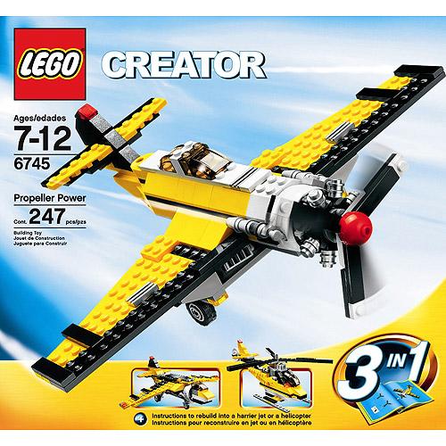 Lego Creator- Propeller Power