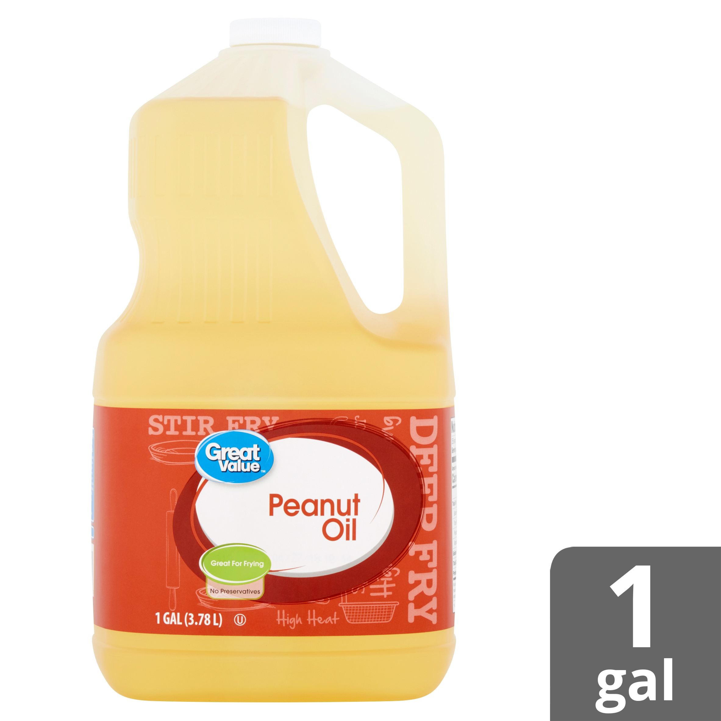 great value peanut oil 1 gal walmart com