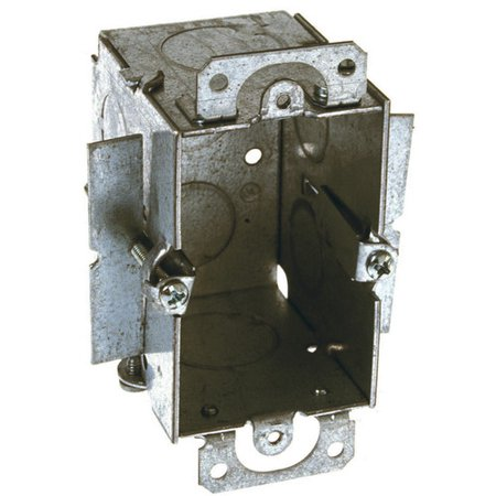RACO 509 Electrical Box, Switch, 1 - Raco Switch Box