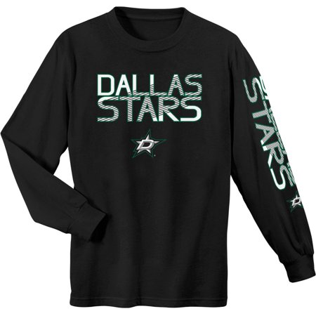 - NHL Dallas Stars Youth Long Sleeve Tee
